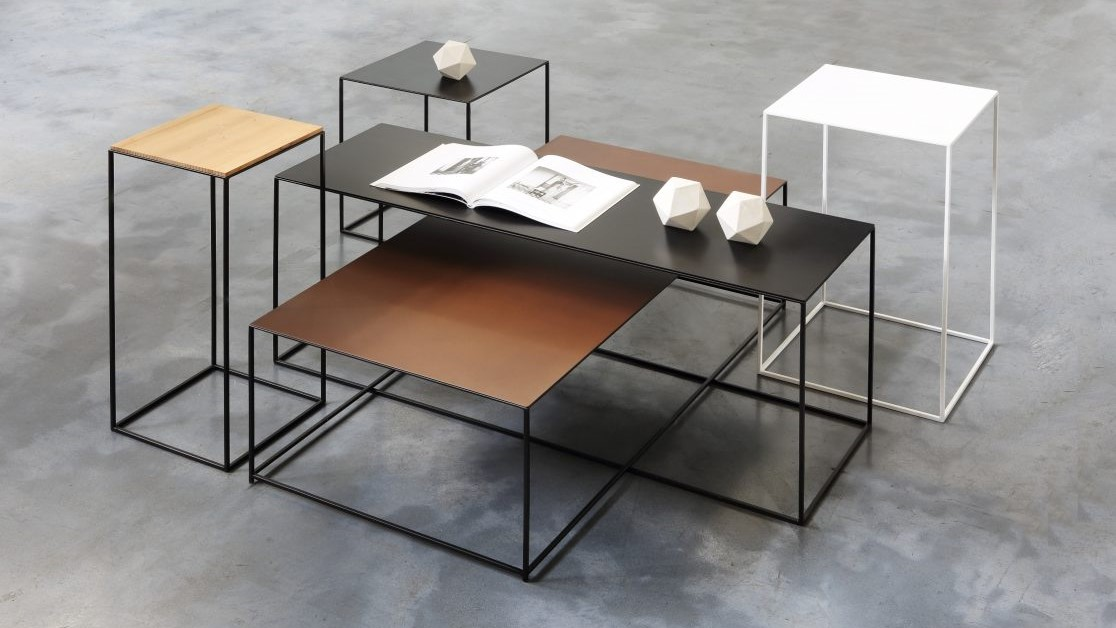 table basse SLIM IRONY